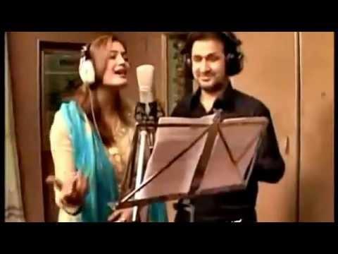 Rahim Shah & Ghazala Javed New Song- Zra Byalaley Pa Ta Dey - Youtube.flv video