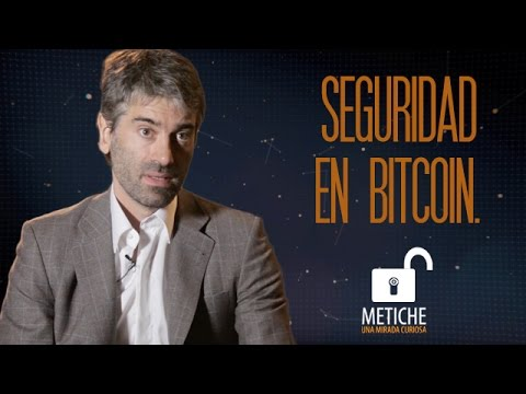 Bitcoin problems and threats. Andrés Vattone interview at Segurinfo conference. Spanish with cc