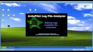 APM Log File Anaylser Installing XP Version