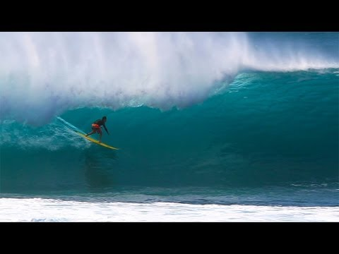 Big Pipeline swell 2/8/13