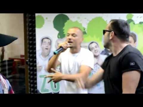 Puya - Baga bani (Live la Radio ZU)