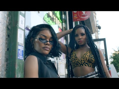 Seyi Shay  & Teyana Taylor - Gimme Love Remix (Official Video)