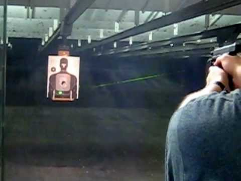 Glock 19 Gen 4 with Viridian Green Laser - Scottsdale Gun Club
