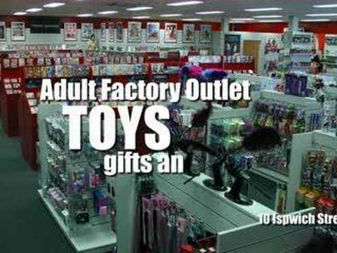 Adult Factory Outlet Valentine's TV commercial 08