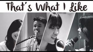 Download Lagu Bruno Mars - That's What I Like (Alika, Barsena, Adjani, and Karin Cover) Gratis STAFABAND