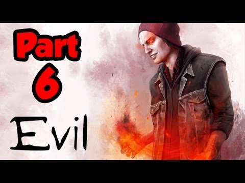 Infamous Second Son EVIL Walkthrough Part 6 – MADMAN OF THE YEAR – Gameplay (PS4 1080p HD)