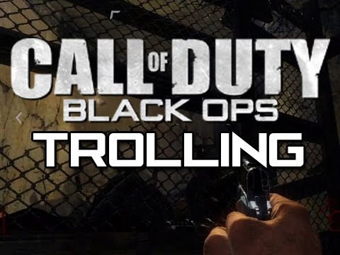 Black Ops Zombies Trolling 6 - Are You Flogging Serious!