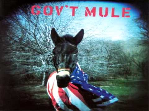 Govt Mule - World Of Difference