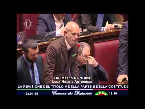 Pensioni - l'intervento di Rondini contro la decisione della consulta