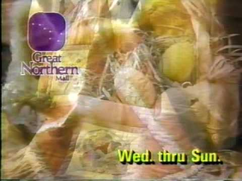 Great Northern Mall commercial 1992 Clay NY