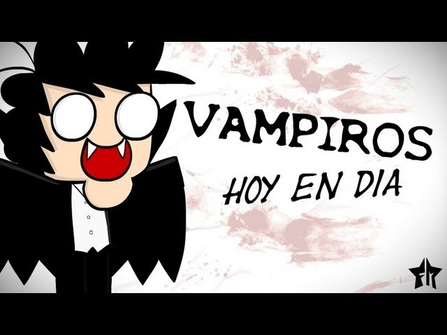 Vampiros hoy en dia