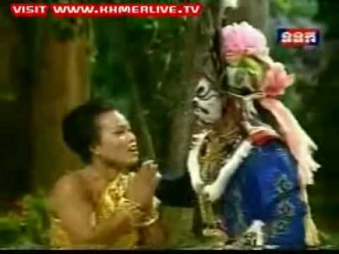 Lkhorn basak - Chey Toat - la troupe de KampongCham 04