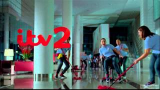 ITV2 HD UK New Idents 2013 hd1080p