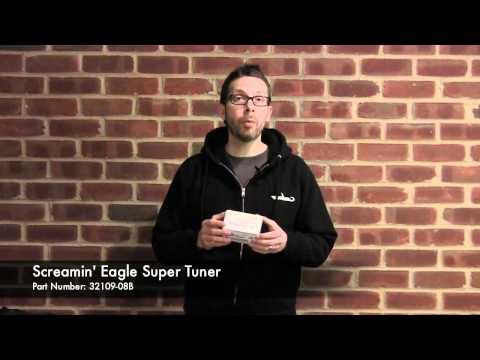 Harley-Davidson Screamin' Eagle Super Tuner - Part Number: 32109-08B