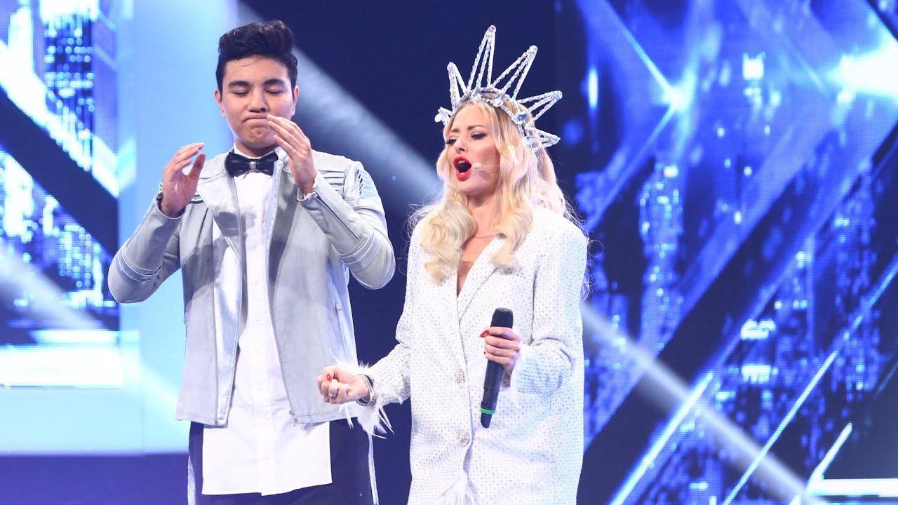 Raul Eregep, primul finalist X Factor!