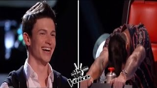 Download Lagu The Voice : Adams brother who blows the judges away Part-2 Gratis STAFABAND