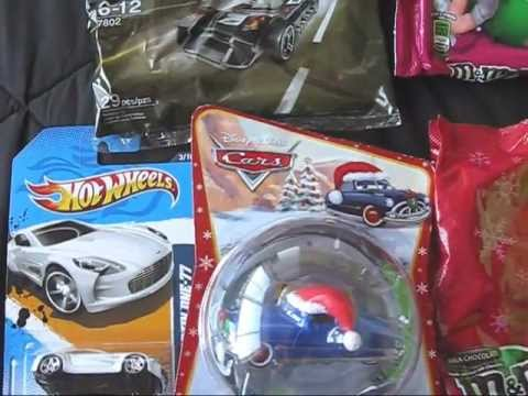 SMU Toys Last 2011/First 2012 Haul (Hot Wheels, LEGO & More)