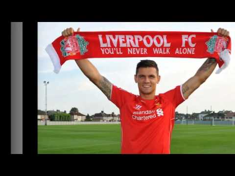 Dejan Lovren  move to Anfield for Liverpool for £20m