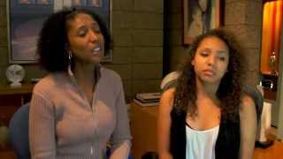 Download Lagu Run to you Whitney Houston (mother-daughter cover) Gratis STAFABAND