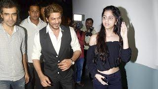 Shahrukh Khan With Daughter Suhana Khan At Salman Khan's TUBELIGHT Movie Grand Premiere