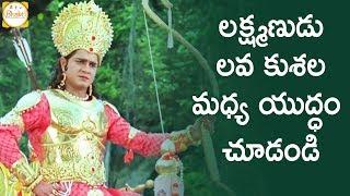 Sri Rama Rajyam - Sri Rama Rajyam Movie Scenes HD - Srikanth arguing with Lava Kusha - Balakrishna, Ilayaraja