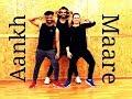 SIMMBA |Aankh Maare | Ranveer Singh | Sara Ali Khan | Zumba Dance Routine | Dil Groove Maare
