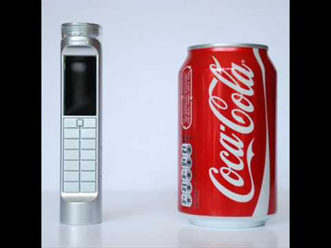 Cola powered Phone