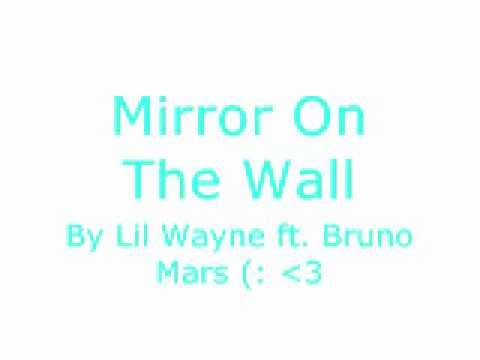 Mirror On The Wall By Lil' Wayne Ft. Bruno Mars video