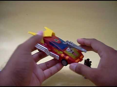 Revision, Review 32: Transformers G1 Hot Rod analisis en español