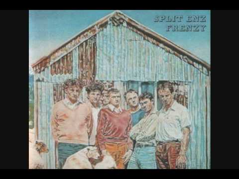 Split Enz - The Roughest Toughest Game in The World