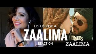 download lagu Zaalima, Udi Udi Jaye Raaes Reaction - Mahira Khan gratis