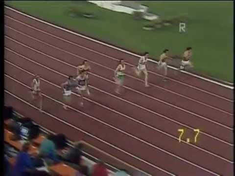 Pietro Mennea,Borzov,Allan Wells 100 metri Semifinale e Finale.mp4