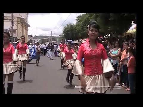 Desfile 15 de Septiembre 2013 San Vicente
