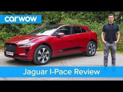 Jaguar I-Pace SUV 2019 in-depth review   Mat Watson Reviews