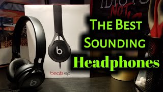 Beats ep The Best Headphones For The Money   Review