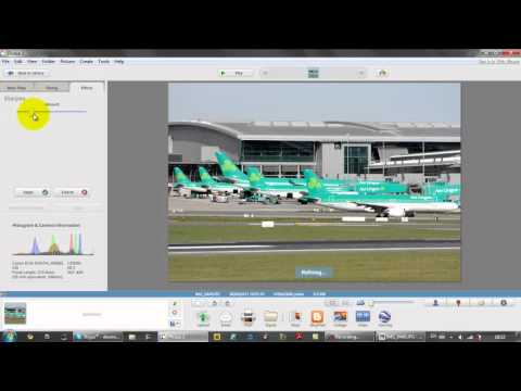 Google: Picasa Photo Editor, & VSO Image Resizer Photo Tutorial
