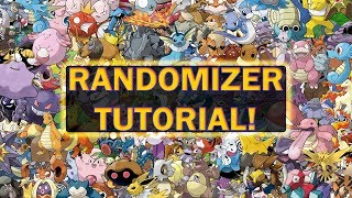 HOW TO RANDOMIZE YOUR POKEMON GAMES! - Pokemon Randomizer Tutorial | EASIEST!