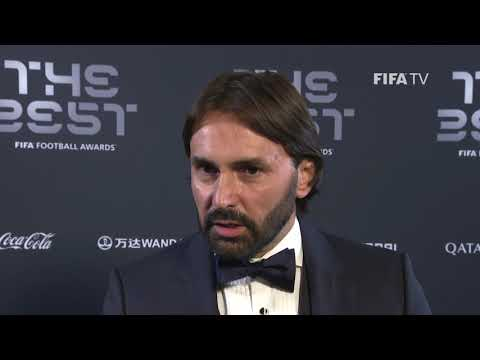 Reynald Pedros interview - The Best FIFA Men's Coach 2018 (FRENCH)