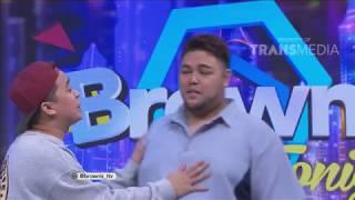 BROWNIS TONIGHT - Kocak !! Ruben Ngabsen Host Satu Satu, Kapan Rencana Mau Kawin ? (24/4/18) Part 1
