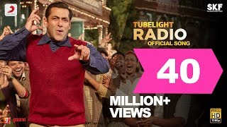 Tubelight - RADIO SONG | Salman Khan | Pritam | Kamaal Khan|  Kabir Khan| OFFICIAL VIDEO| LATEST HIT