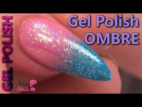 Gel Polish Ombre Fade
