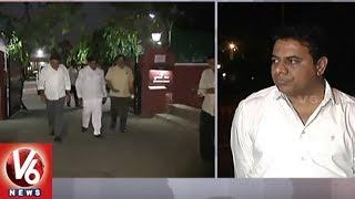Requested HRD Minister Prakash Javdekar To Sanction IIIT For Karimnagar City, Says KTR