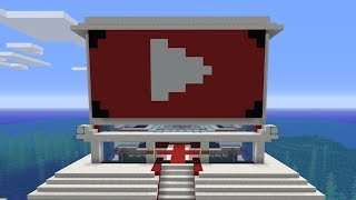 I forced my loyal fans to build Youtube itself in Minecraft