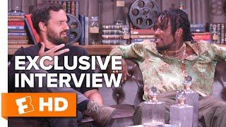 Jake Johnson & Shameik Moore on Their Peter Parker/Miles Morales Chemistry | Fandango