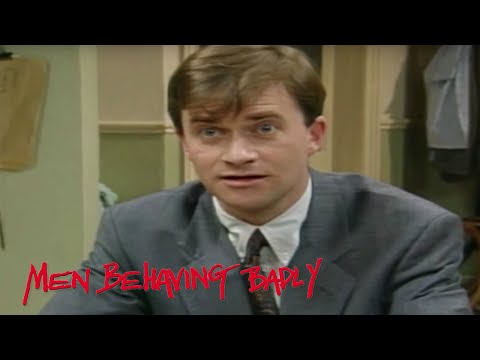 Just Ask Her For Sex... - Men Behaving Badly