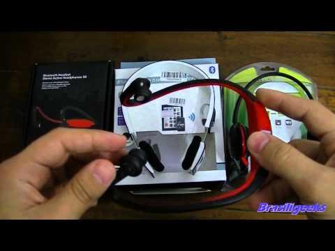 Fones de Ouvido Bluetooth Baratos (menos de 100 reais) - Teste