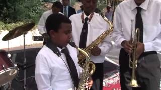Young Ethio Jazz Band-'Yekermo Sew'