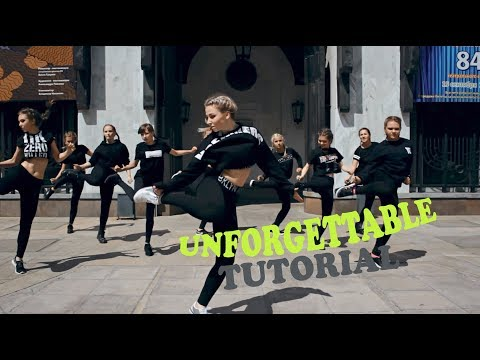 download lagu Unforgettable Dance Tutorial By Valeriya Steph gratis