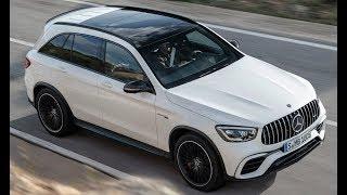 2020 Mercedes-AMG GLC 63 S 4MATIC+ – Wild Luxury SUV