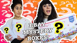 Download Lagu OPENING EBAY MYSTERY BOXES! Gratis STAFABAND